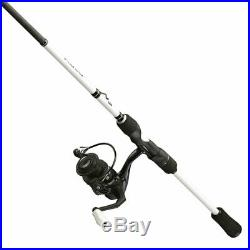 13 FISHING Defy White/Source X 6'7 M Spinning Combo (DEFSORX67M)