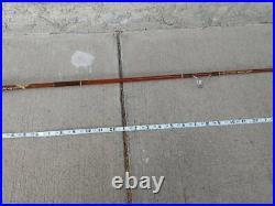 1963 Fenwick FS70-4 Voyageur 7' Combo Fly Spin 4 Piece Backpack Rod