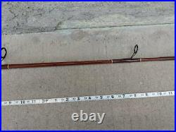 1966 Fenwick SF8-4 Voyageur SPIN FLY Combo 4 Piece 8' Backpack Rod