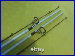2 Penn Wrath 7' 0 Medium Fast Action Spinning Rods & Reels Combo New