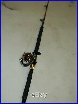 2 Sabre Stand up rods with Penn reels