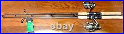2NEW Mitchell Rod&Reel Combos 66Medium 2pc With 2000 Series Reels SpecsInPhotos