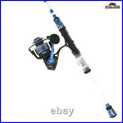7' Medium Light Spinning Rod & Reel Combo Fishing NEW
