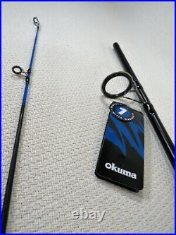 9' Okuma Tundra Pro Rod With Eagle Claw W & M Sabalos II 60 Reel Spinning Combo