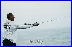 Abu Garcia Black Max & Max X Spinning Reel and Fishing Rod Combos