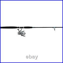 Abu Garcia Cardinal Bruiser Spinning Reel Fishing Rod Combo Saltwater Catfish 7