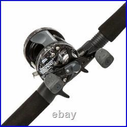 Abu Garcia Catfish 7' Right Handed Fishing Reel and Casting Rod, Medium Heavy