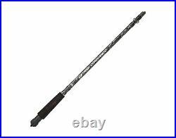 Abu Garcia Catfish Commando Fishing Rod Reel 4ft Medium Heavy Power Black AMBCC6