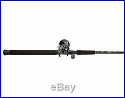 Abu Garcia Catfish Commando Fishing Rod and Reel Combo, 7 Feet, Medium Heavy Pow