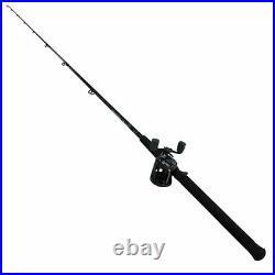 Abu Garcia Catfish Commando Fishing Rod and Reel Combo 7 Feet Medium Heavy Power