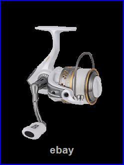 Abu Garcia Max Pro 6'6 1-3kg 2pc Spinning Fishing Rod & Reel COMBO + Braid