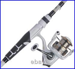 Abu Garcia Max Pro Spinning Reel and Fishing Rod Combo