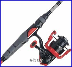 Abu Garcia Max X Spinning Reel and Fishing Rod Combos Quality Spinning Combo