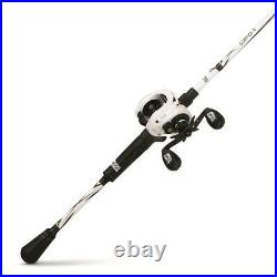 Abu Garcia S LTD Baitcasting Rod/Reel Fishing Combo