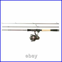 Abu Garcia Tormentor Spinning Combo Fishing Rod