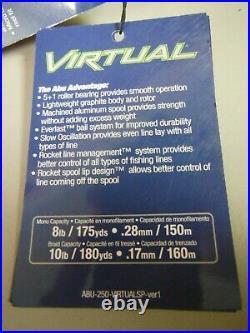 Abu Garcia Virtual Spinning Freshwater Combo 7' Medium Heavy Rod VRSP30/702M