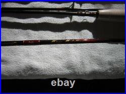 Browning Micro Medallion Spinning Rod And Reel 6'0 Four-piece With Case