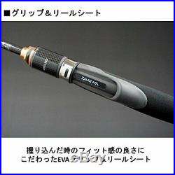 DAIWA Mobile Pack 806TMS Spinning Telescopic Rod for Fishing NEW from Japan
