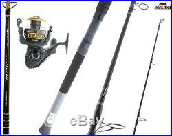 Daiwa BG Spinning Rod & Reel Combo BG5000/701H New
