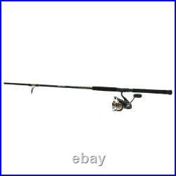 Daiwa BG4500/701MH BG Saltwater Pre-Mounted Combo Spinning Rod/Reel