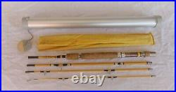 Eagle Claw Trailmaster 6 1/2' Spin Fly Combination Fishing Rod USA Rare