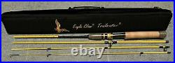 Eagle Claw Trailmaster Spin Fly Combination Rod, Case New