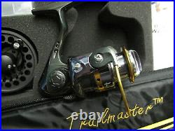 Eagle Claw Trailmaster Spin Fly Combination Rod, Reels, Case New