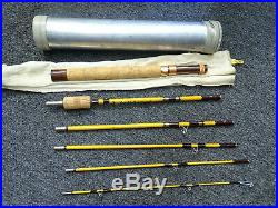 Eagle Claw Trailmaster TR601 -6ft 9in Spin Fly Combination Fishing Rod USA Rare