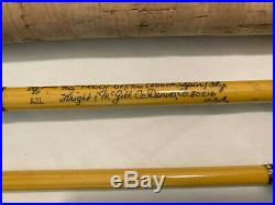 Eagle Claw Trailmaster TR601- 6ft 9in Spin Fly Combination\ Fishing Rod USA Rare