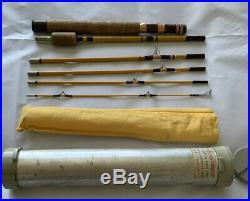 Eagle Claw Trailmaster TRRR269-6ft 9in Spin Fly Combination Fishing Rod USA Rare