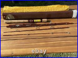 FENWICK Feralite SF75-5 Voyageur Spin/Fly Combo Rod 7 1/2' with Roll & Tube