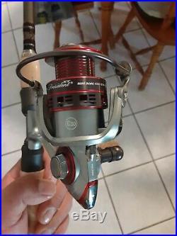 Fenwick Hmx Pflueger President Xt Spinning Reel Rod Combo new