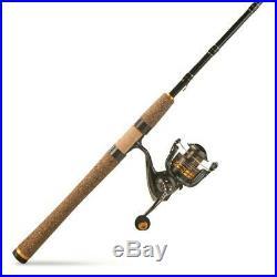 Fenwick Pflueger Golden Wing 6'9 Spinning Rod And Reel Combo Cork Handle Grip