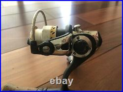 G. Loomis Spinning Rod SR6010-2 GL3 with Mitchell 310X Reel