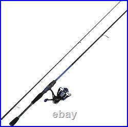 KastKing Centron Spinning Combo 7' Fishing Rod Reel Combo Stainless Steel Guides