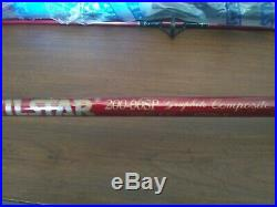 LOT OF 20 New Old Stock Silstar Spinning Rods 6 1/2 ft Gorgeous