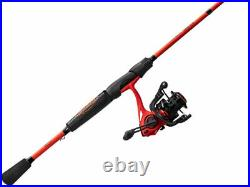 Lew's MHS3066MS Mach Smash Speed Spin, Spinning Combo, IM6, 7+1