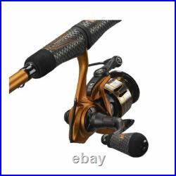 Lew's Mach Crush Spinning Fishing Rod Combo