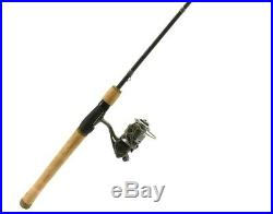 Lew's Speed Stick Rod and Reel Combo 6'3'' Medium Extra-Fast Spinning SS10LSS63M
