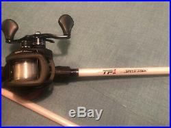 Lews Speed Stick TP1 Casting & Spinning Combo With Reels Left Handed