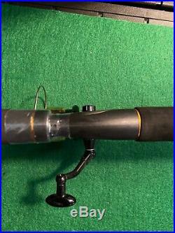 Master Custom Rod Spectra Series Fishing 7ft 2Peice Spinning 3051 Rod-Reel 408BK
