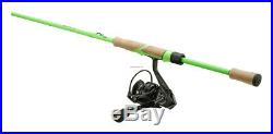 NEW 13 Fishing Creed FB Reel Fate Black 7'1 MH Spinning Rod Combo FTB2CR71MH