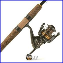 NEW! Fenwick Pflueger Golden Wing 69 Spinning Rod and Reel Combo GOWSP6930MFCBO