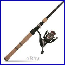 NEW! Ugly Stik Elite Spinning Fishing Rod Combo Multiple Sizes