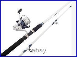 NWT OKUMA TUNDRA SPIN COMBO 10FT 2 PIECE FISHING ROD Free Shipping