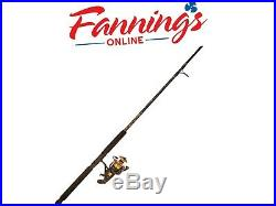 New Penn Spinfisher V & VI Spinning Reel & Rod Combo (Scuffs)
