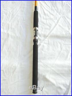Nite Stick Catfish Spinning Combo 9' 2pc Rod/ 9 BB Bait Runner Reel