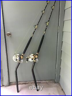 Offshore Fishing Rods & Reels