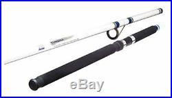 Okuma 65 Series Bait Feeder Spinning Reel and 15' 3 Pc. Rod Surf Combo