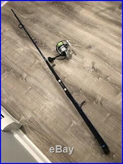 Okuma Cedros Surf CS-S-1002MHA Rod and Azeros Z90S Reel